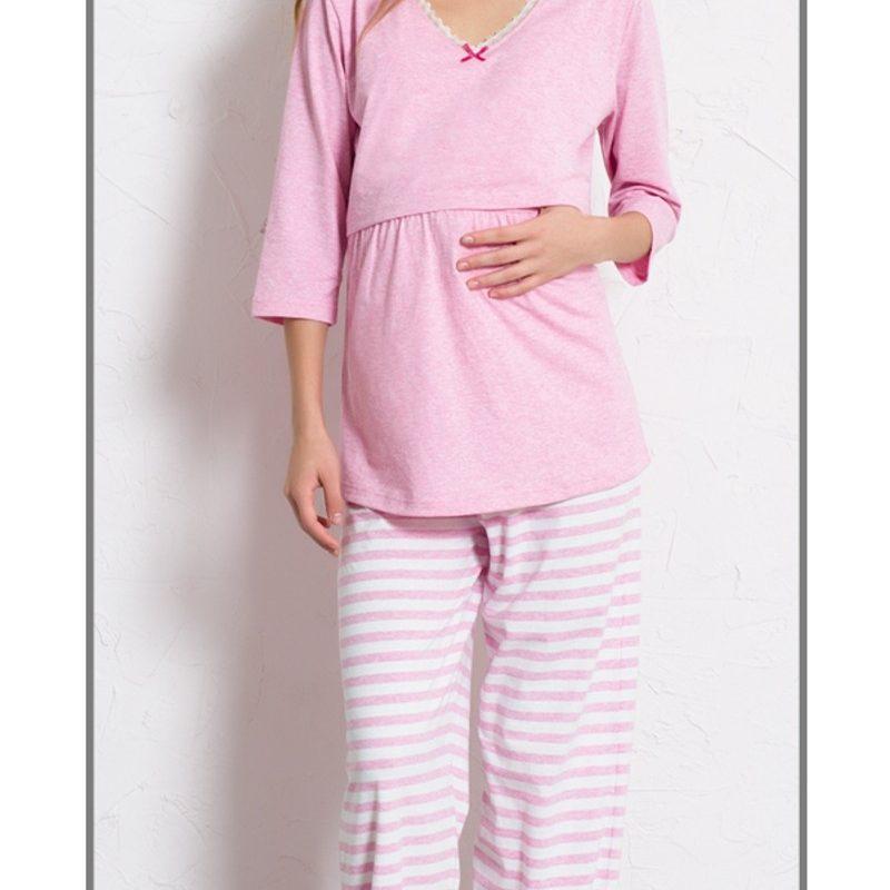 Materské dlhé pyžamá