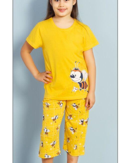 Dievčenské pyžamá kapri