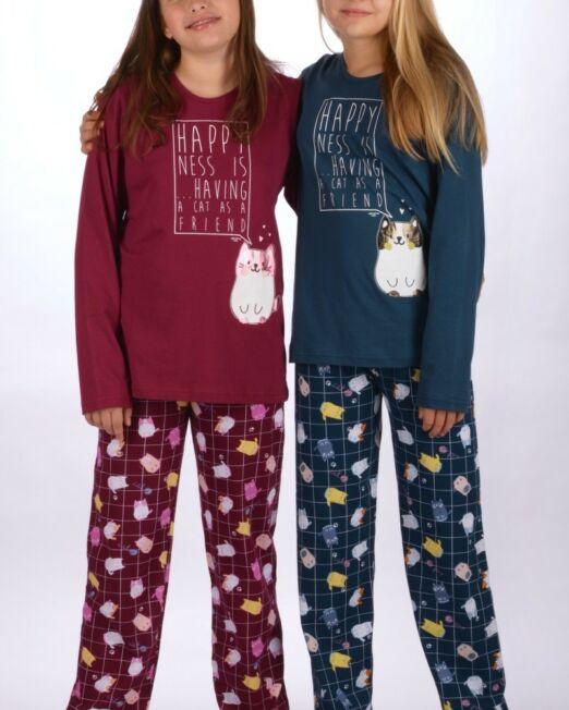 Dievčenské pyžamá