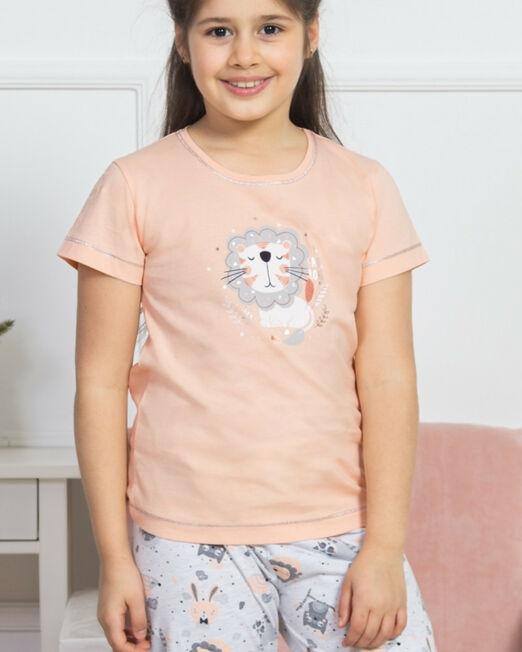detske-pyzamo-kapri-lev