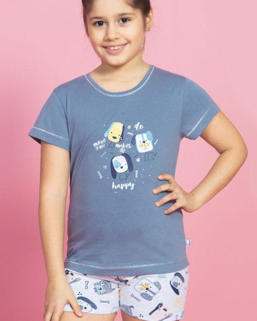 Dievčenské pyžamá šortky